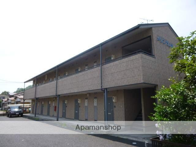 鳥取県鳥取市、鳥取駅徒歩36分の築13年 2階建の賃貸アパート