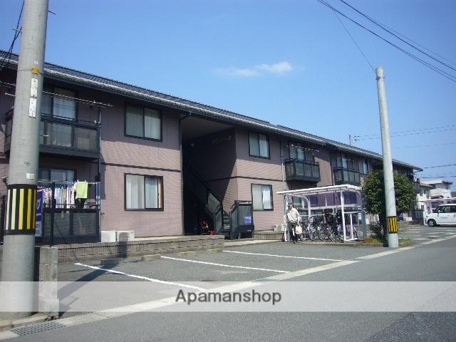 鳥取県鳥取市、湖山駅徒歩9分の築18年 2階建の賃貸アパート