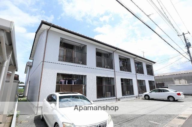 鳥取県鳥取市、津ノ井駅徒歩5分の築13年 2階建の賃貸アパート