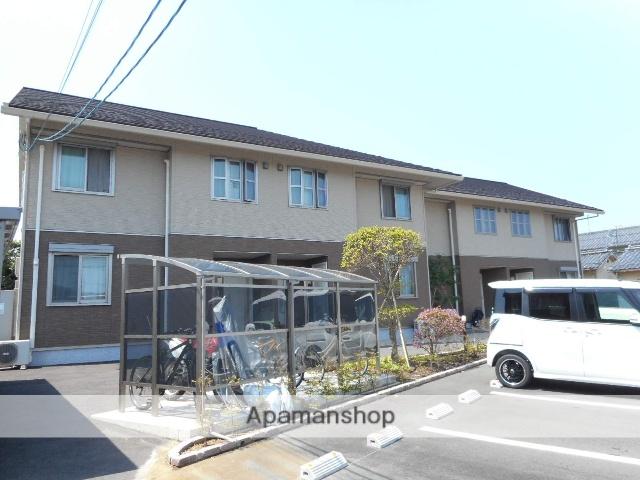 鳥取県鳥取市、鳥取駅徒歩26分の築2年 2階建の賃貸アパート