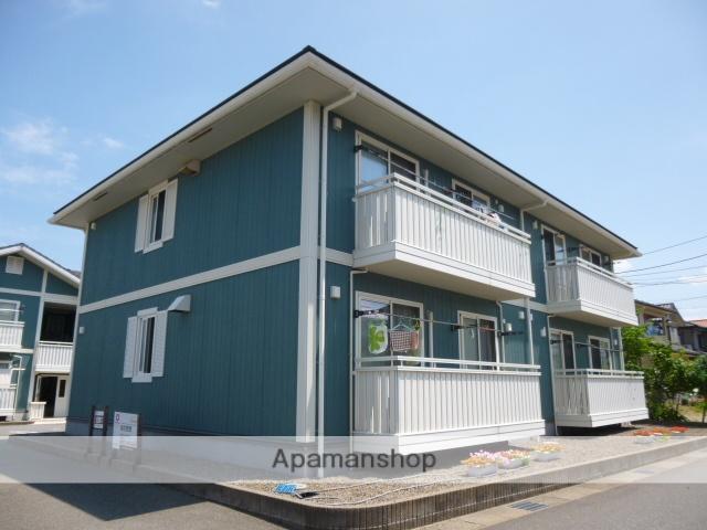 鳥取県鳥取市、津ノ井駅徒歩7分の築13年 2階建の賃貸アパート