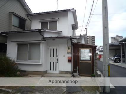 鳥取県鳥取市の築51年 2階建の賃貸一戸建て