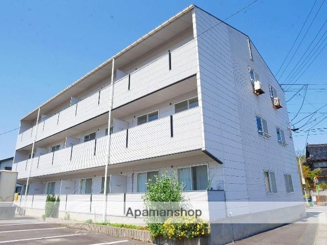 鳥取県鳥取市、浜村駅徒歩10分の築20年 3階建の賃貸マンション