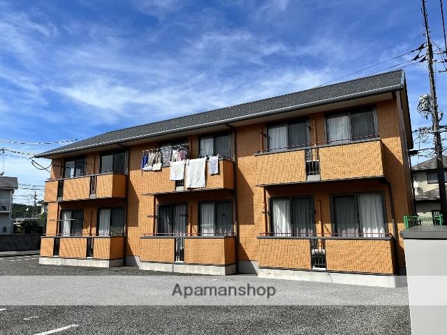 鳥取県鳥取市の築15年 2階建の賃貸アパート
