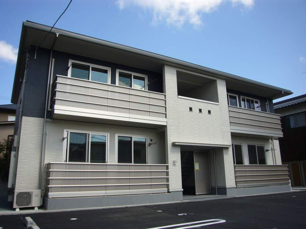 鳥取県鳥取市、湖山駅徒歩55分の築9年 2階建の賃貸アパート
