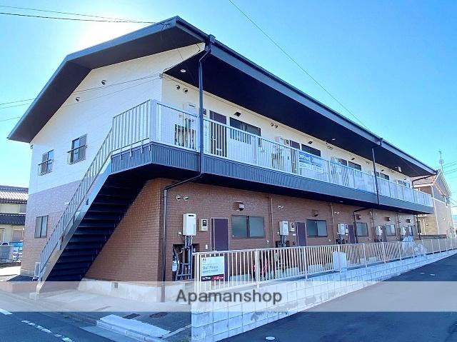 鳥取県鳥取市、鳥取駅徒歩29分の築18年 2階建の賃貸アパート