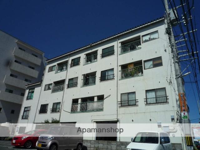 鳥取県鳥取市、鳥取駅徒歩15分の築35年 4階建の賃貸アパート