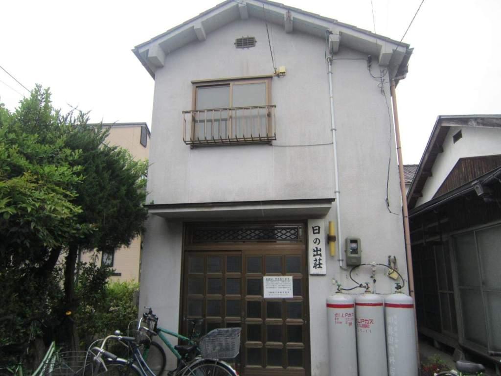 鳥取県米子市、富士見町駅徒歩4分の築37年 2階建の賃貸アパート