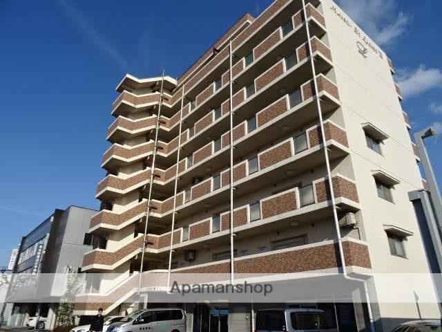 鳥取県米子市、米子駅徒歩7分の築11年 8階建の賃貸マンション