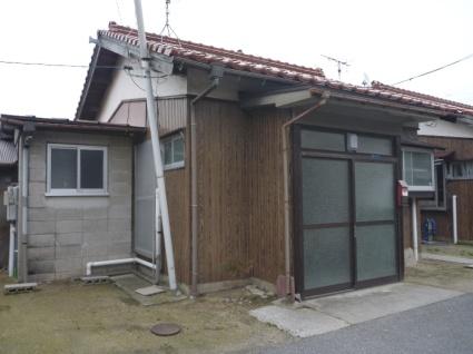 鳥取県米子市、米子駅日ノ丸バス15分上後藤2区下車後徒歩5分の築42年 1階建の賃貸一戸建て