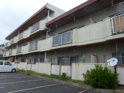 鳥取県米子市、後藤駅徒歩15分の築32年 3階建の賃貸マンション
