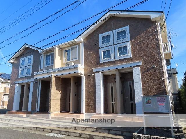鳥取県米子市、河崎口駅徒歩18分の築10年 2階建の賃貸アパート