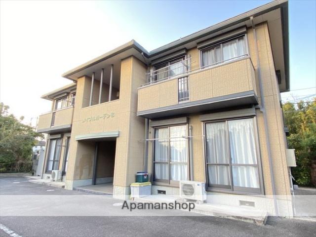 鳥取県境港市、高松町駅徒歩11分の築15年 2階建の賃貸アパート