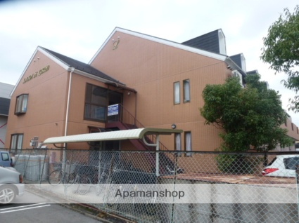 鳥取県米子市、米子駅徒歩9分の築20年 2階建の賃貸アパート
