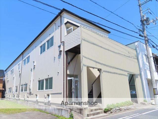鳥取県米子市、米子駅日の丸バスバス4分天神橋下車後徒歩3分の築25年 2階建の賃貸アパート