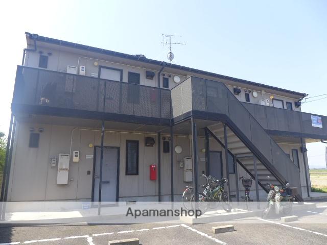 鳥取県米子市、米子駅どんぐりコロコロバス37分中間下車後徒歩3分の築19年 2階建の賃貸アパート