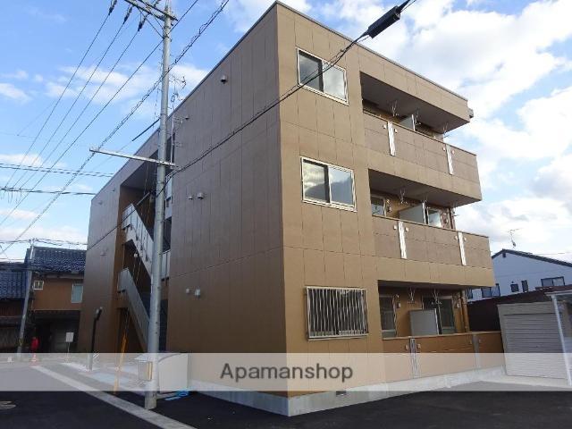 鳥取県米子市、米子駅徒歩20分の新築 3階建の賃貸マンション