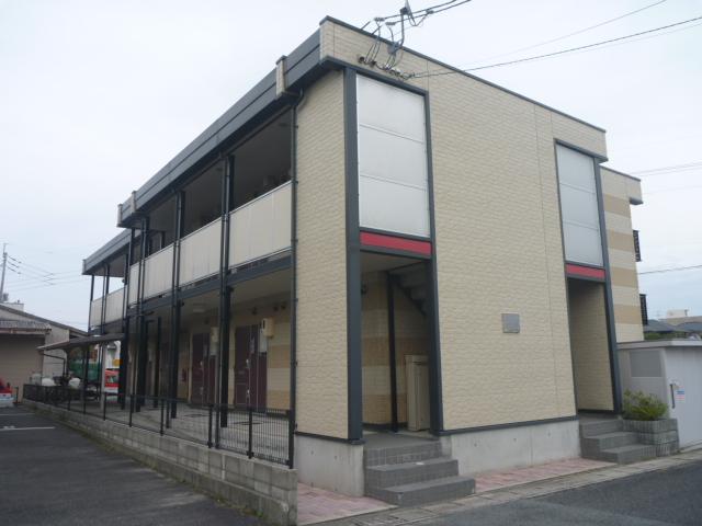 レオパレスアンソレーユ