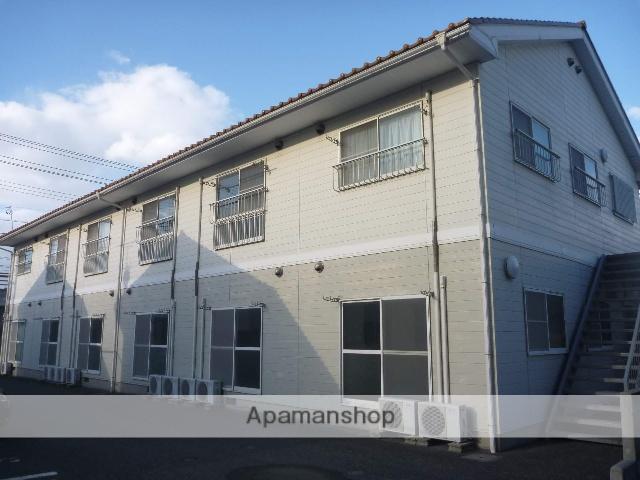 鳥取県米子市、米子駅徒歩20分の築21年 2階建の賃貸アパート