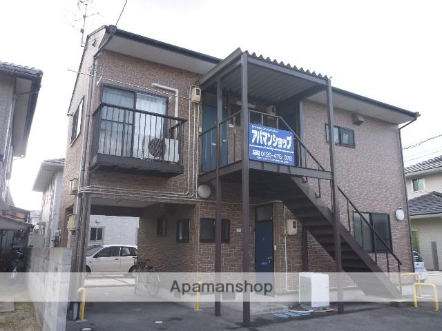 鳥取県米子市、米子駅日の丸バス13分天使園下車後徒歩6分の築12年 2階建の賃貸アパート