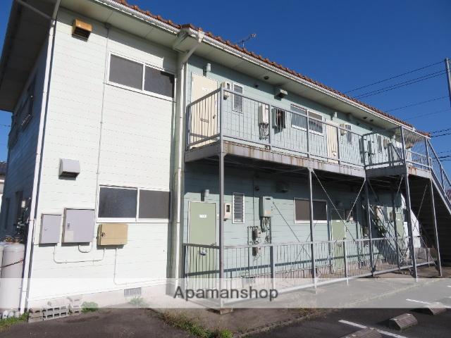 鳥取県米子市、博労町駅徒歩7分の築23年 2階建の賃貸アパート