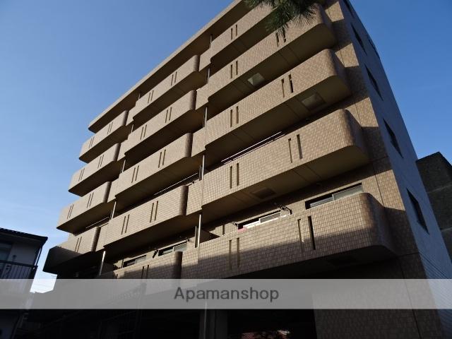鳥取県米子市、米子駅徒歩12分の築10年 6階建の賃貸マンション