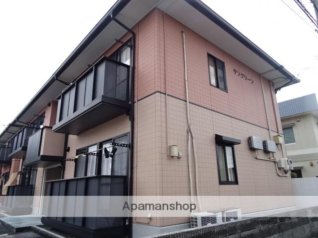 鳥取県米子市、米子駅日本交通バス13分車検場前下車後徒歩7分の築19年 2階建の賃貸アパート