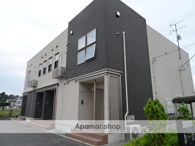 鳥取県米子市、東山公園駅バス20分皆生温泉下車後徒歩4分の築5年 2階建の賃貸アパート