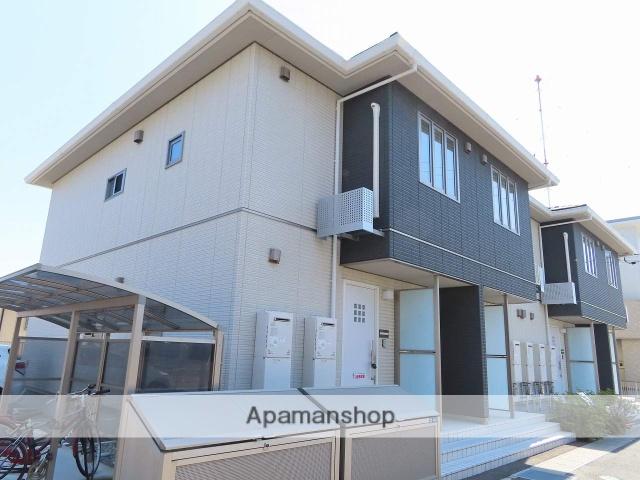 鳥取県米子市、三本松口駅徒歩12分の新築 2階建の賃貸アパート