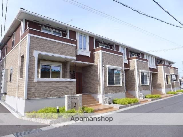 鳥取県米子市、富士見町駅徒歩12分の新築 2階建の賃貸アパート