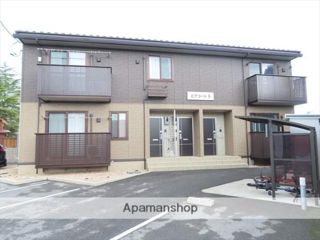 鳥取県米子市、三本松口駅徒歩15分の新築 2階建の賃貸アパート