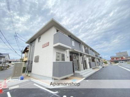 鳥取県米子市目久美町[1LDK/35.48m2]の外観2