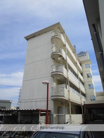 島根県松江市、松江駅徒歩32分の築26年 5階建の賃貸マンション