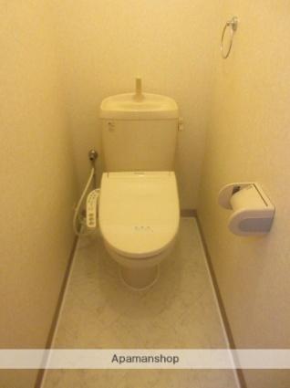 サン・パリシュ[2LDK/54m2]のトイレ