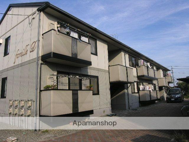 島根県松江市、揖屋駅徒歩13分の築17年 2階建の賃貸アパート