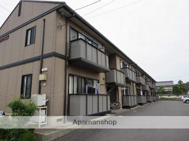 島根県松江市、玉造温泉駅徒歩12分の築15年 2階建の賃貸アパート