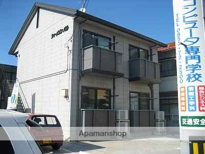 島根県松江市、乃木駅徒歩14分の築15年 2階建の賃貸アパート