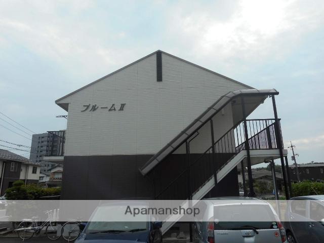 島根県松江市、松江駅徒歩40分の築20年 2階建の賃貸アパート