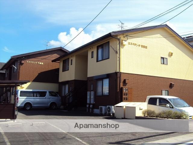 島根県松江市、揖屋駅徒歩5分の築19年 2階建の賃貸アパート