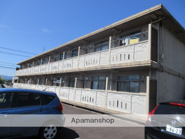 島根県松江市、揖屋駅徒歩8分の築19年 2階建の賃貸マンション