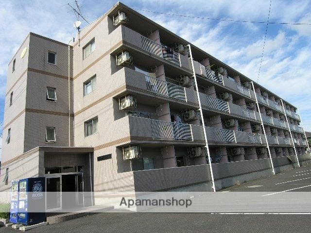 島根県松江市の築18年 4階建の賃貸マンション