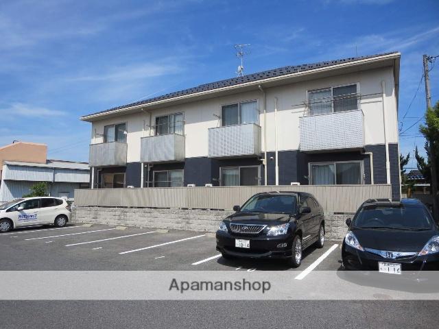 島根県松江市の築9年 2階建の賃貸アパート