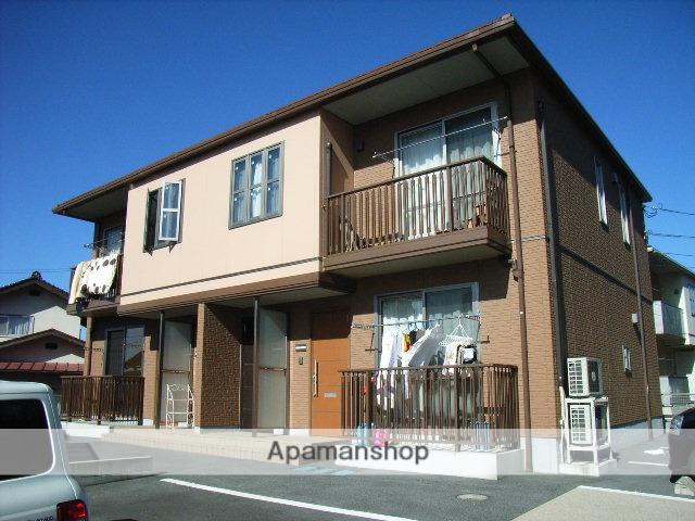 島根県松江市、乃木駅徒歩41分の築9年 2階建の賃貸アパート
