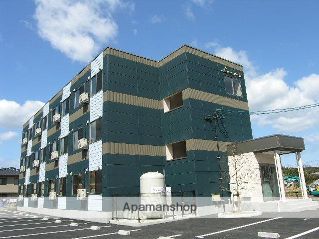 島根県松江市の築7年 3階建の賃貸マンション
