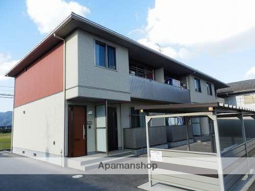 島根県出雲市、直江駅徒歩7分の築6年 2階建の賃貸アパート