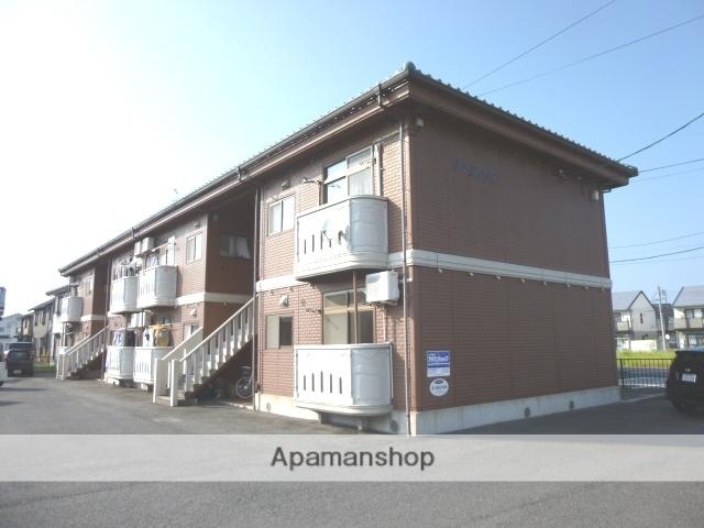 島根県松江市、揖屋駅徒歩13分の築17年 2階建の賃貸マンション