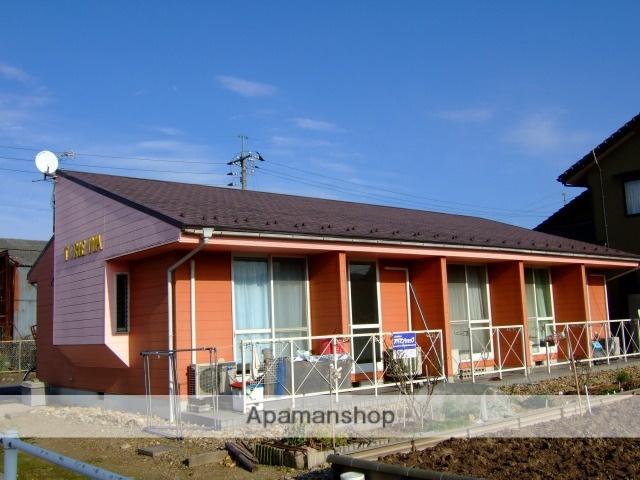島根県松江市、揖屋駅徒歩10分の築26年 1階建の賃貸アパート