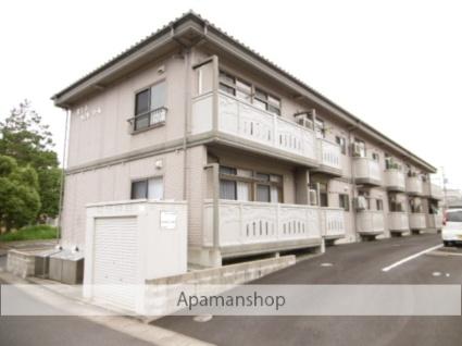 島根県松江市、揖屋駅徒歩10分の築14年 2階建の賃貸マンション