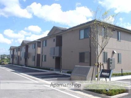 島根県安来市の築13年 2階建の賃貸アパート