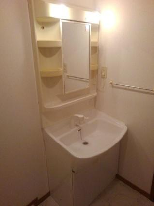 クレセント上乃木D[2LDK/58.58m2]の洗面所